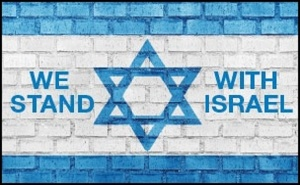 I choose to stand with Israel always in all ways!