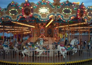 Do you ever feel like you are on a never ending Merry go round ride!